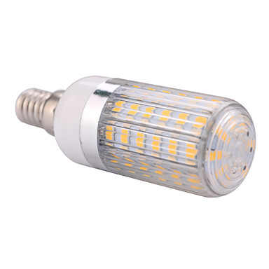 E14 LED Corn Lights T 60 SMD 5730 1200 lm Warm White Cold White 2800-3200/6000-6500 K AC 220-240 AC 110-130 V