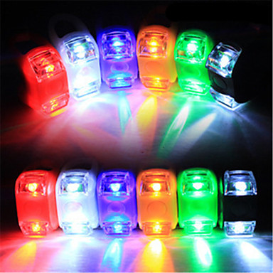 Rear Bike Light LED / - - Cycling Alarm / Colors changing 100lm Lumens Other