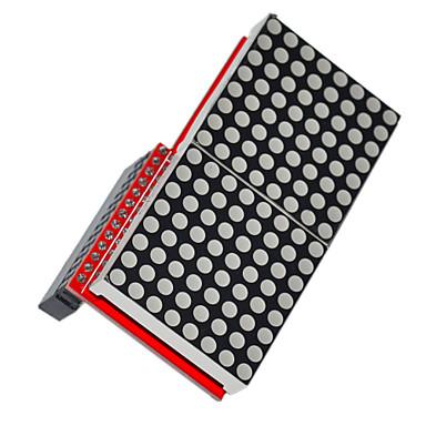Raspberry Pi LED-Matrix LED Dot-Matrix-Bildschirm Himbeere pie LED-Matrix-Modul