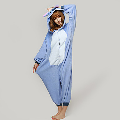 31cacea0fe Adulto Pijamas Kigurumi Monster Monstruo azul Animal Pijamas de una pieza  Lana Polar Cosplay por Hombre