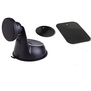 Car Universal / Mobile Phone Mount Stand Holder Magnetic Universal / Mobile Phone Plastic Holder
