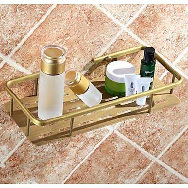 Duş Sepeti Banyo Gereçleri / Antik Bakır Antik