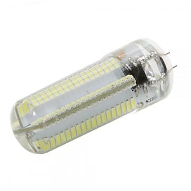 billige Elpærer-10W G4 LED-kornpærer T 152 SMD 3014 1000 lm Varm hvit / Kjølig hvit Dimbar AC 220-240 / AC 110-130 V 1 stk.