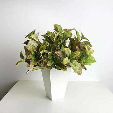 Κλαδί Μετάξι Φυτά Λουλούδι για Τραπέζι Ψεύτικα λουλούδια