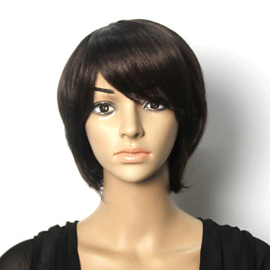 suosittu lyhyet hiukset peruukit synteettisiä peruukit