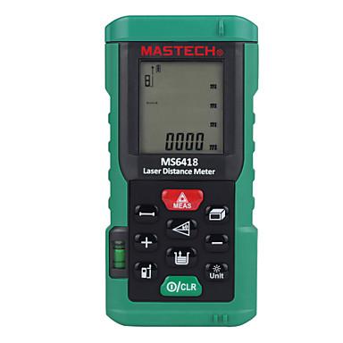 voordelige Waterpasinstrumenten-Mastech ms6418 80m laser afstandsmeter