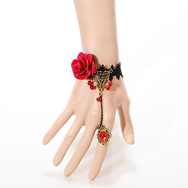 Bracelet (Alliage) Chaîne - pour Femme