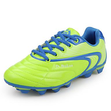 Férfi cipő Szintetikus Tavasz Nyár Ősz Tél Kényelmes Foci Fűző Kompatibilitás Fekete Kék Zöld
