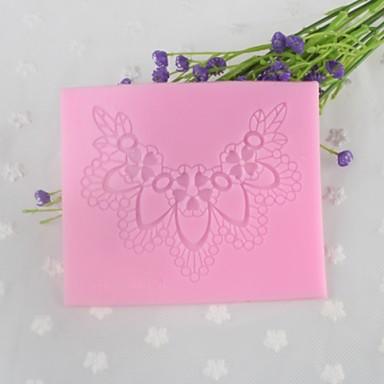 kukan muotoinen konvehti kakku suklaa silikonimuottia koristelutyökalut bakeware