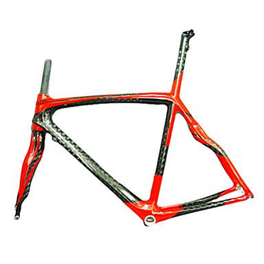 NEASTY Rama szosowa Full Carbon Rower Ramka 700C Lśniący 12K 50/52/56cm cm 19.7/20.5/22 cal