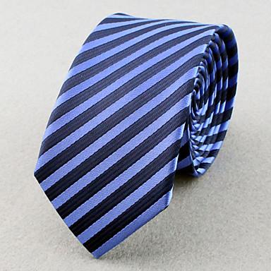 Cravates ( Bleu , Polyester ) Grille