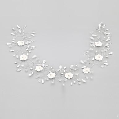 Künstliche Perle / Strass / Aleación Stirnbänder mit 1 Hochzeit / Besondere Anlässe Kopfschmuck