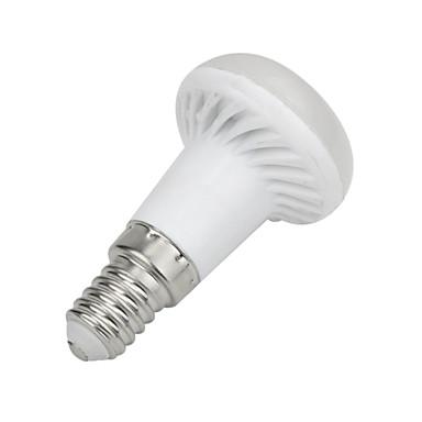 E14 LED gömbbúrás izzók R39 10 LED SMD 2835 Dekoratív Meleg fehér Hideg fehér 300-400lm 6500/3500K AC 85-265V
