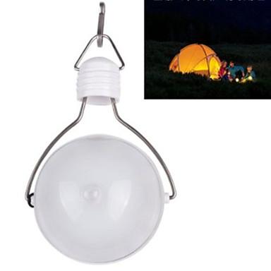 billige Utendørsbelysning-1 stk Dekorations Lys Soldrevet Sensor / Vanntett