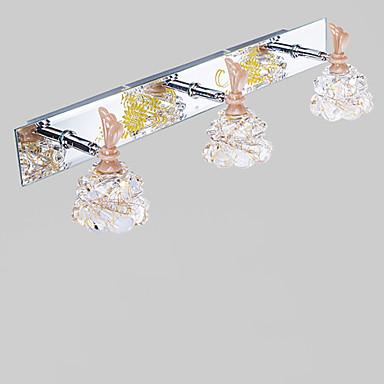 Kinkiety Ścienne/Oświetlenie Łazienkowe - Metal - LED - Nowoczesne/ współczesne