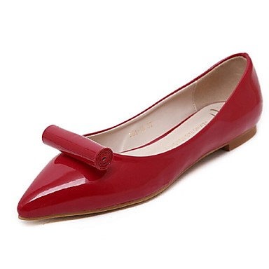 women's shoes flat heel pointed toe/closed toe flats