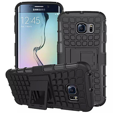 Case For Samsung Galaxy Samsung Galaxy Case Wallet Shockproof with Stand Flip Back Cover Armor PC for S8 Plus S8 S7 edge S7 S6 edge S6 S5