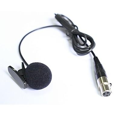 Przewodowy Mikrofon przypinany