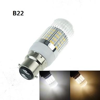 SENCART 4W 3000-3500/6000-6500 lm E14 G9 GU10 E26/E27 B22 LED Mais-Birnen 40 Leds SMD 5630 Dekorativ Warmes Weiß Kühles Weiß Wechselstrom