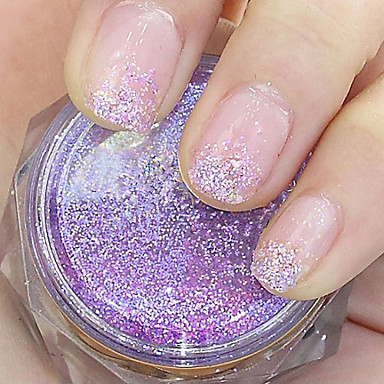 1 Glitter & Poudre Powder Abstract Classic High Quality Daily