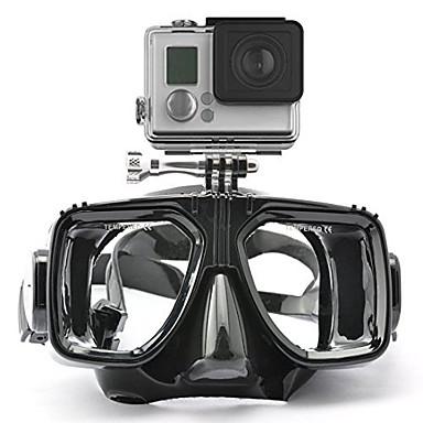 Защитные Маски для дайвинга Монтаж Для Экшн камера Все Gopro 5 Gopro 4 Session Gopro 4 Gopro 3 Gopro 3+ Gopro 2 Gopro 1 Спорт DV Gopro