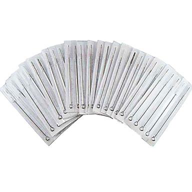 50pcs 3RL Tattoo Needles Sterilized Needle Stainless Steel 3 Round Liner Size Tattoo Supply