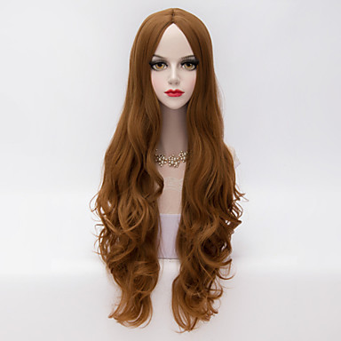 Women Synthetic Wig Loose Wave Costume Wig