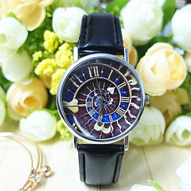 Unisex Vintage Special Symbols Women Watch Leisure Fashion Students WristWatch Quartz Watch Wrist Watch Cool Watch Unique Watch