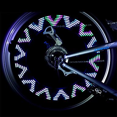 Radlichter / Fahrradlicht / Fahrradrücklicht LED - Radsport Wasserfest / Anti-Rutsch- Knopfzell-Batterien 500lm Lumen Batterie Camping /