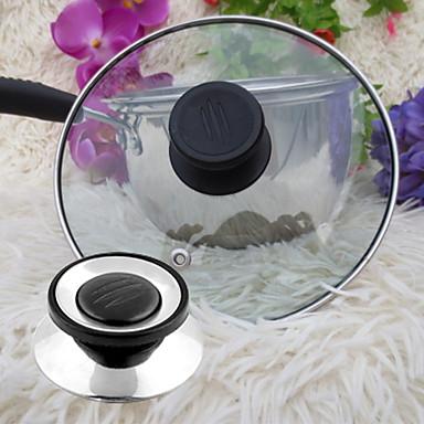 Wkręt uniwersalny zamiennik naczynia garnek pokrywką okrągłą pokrywę pan sobie naczynie trzymając gałkę