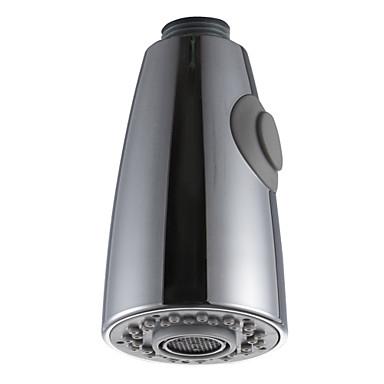 Kran tillbehör - Överlägsen kvalitet - Nutida ABS Utökat filter - Avsluta - Krom