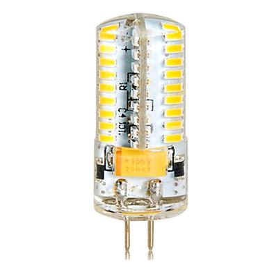 ywxlight g4 7 w 72 smd 3014 650 lm warmweiß / kaltweiß hohe helle maisbirnen (ac / dc 12-24v)