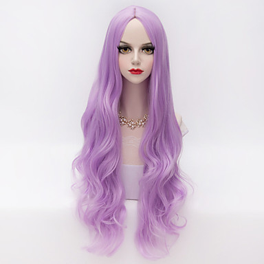 Synthetic Wig Loose Wave Synthetic Hair Wig Women's Very Long Capless
