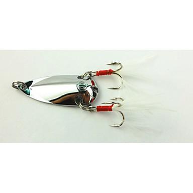 10pcs Hengjia Hard Baits/Spinner Baits 10.4g  45mm Fishing Lures