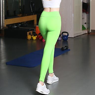 Katuo® Γυναικεία Τρέξιμο Παντελόνια Καλσόν Ποδηλασία Κολάν Παντελόνια Φούστες Συμπίεση Ελαφριά Υλικά ΆνοιξηΓιόγκα Πιλάτες Φυσική