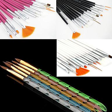 Κιτ Nail Art Nail Art Μανικιούρ Tool Kit μακιγιάζ Καλλυντικά DIY τέχνη νυχιών