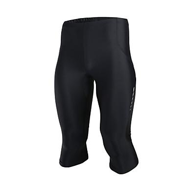 Arsuxeo Herrn Laufschuhe Rasche Trocknung, Feuchtigkeitsdurchlässigkeit, antistatisch 3/4 Strumpfhosen/Corsaire / Unten Yoga / Pilates /