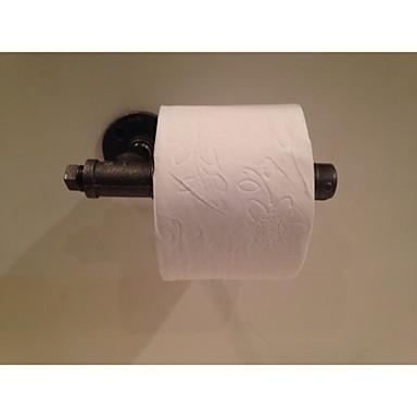Porte Papier Toilette / Cuivre antiqueTraditionnel