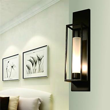 Ecolight™ Rustic / Lodge Wall Lamps & Sconces Metal Wall Light 110-120V / 220-240V Max60W
