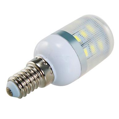 YWXLIGHT® 810 lm E14 E26/E27 Ampoules Maïs LED T 24 diodes électroluminescentes SMD 5730 Décorative Blanc Chaud Blanc Froid AC 110-130V