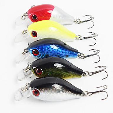 1 pcs leurres de pêche Manivelle g/Once mm/2-1/4