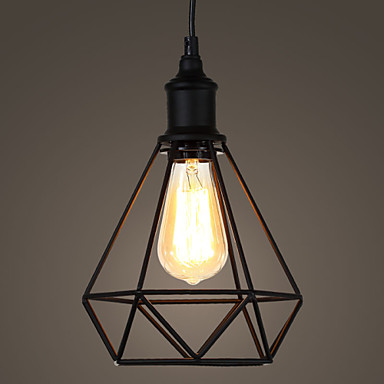 Luzes Pingente Luz Descendente - Estilo Mini, 110-120V / 220-240V, Branco Quente, Lâmpada Não Incluída / 15-20㎡ / E26 / E27