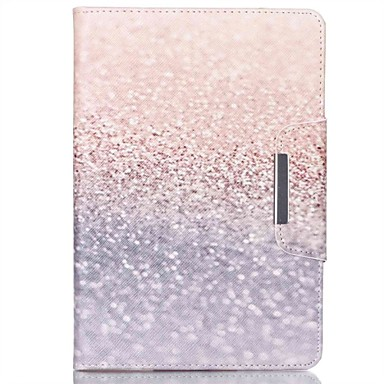 Case For Apple with Stand / Pattern Full Body Cases Animal PU Leather for iPad Air / iPad 4/3/2 / iPad Mini 3/2/1 / iPad Pro 10.5 / iPad (2017)