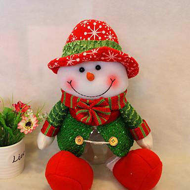 yılbaşı hediyesi kapalı christmas dekorasyon Noel Baba kardan adam küresel depolama tankı tatil şeker kutusu olabilir Elk