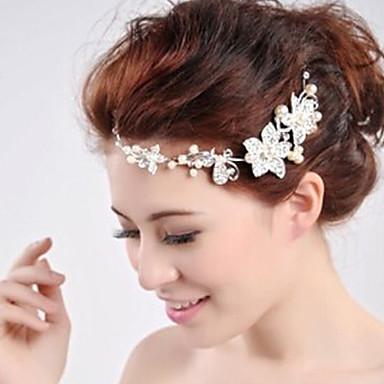 high-end shanzuan pérola cocar de noiva casamento jóias cadeia pingente de testa entre as sobrancelhas do 1pc