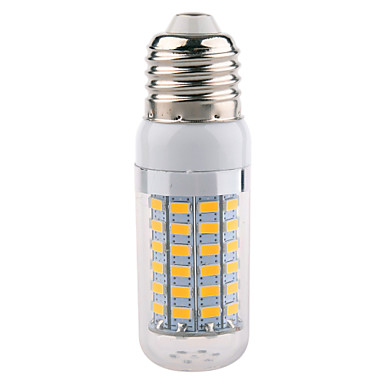 YWXLight® E14 G9 GU10 E26/E27 LED Corn Lights 69 SMD 5730 1600 lm Warm White Cold White Decorative AC 220-240 AC 110-130 V
