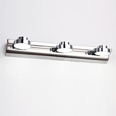 LED / Minityyli / Lamppu sisältyy hintaan Kylpyhuoneen valaistus,Moderni Integroitu LED Metalli