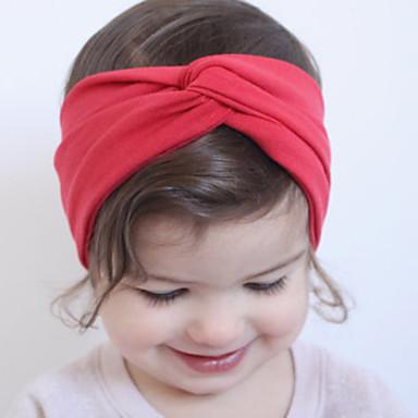 Bambino (1-4 Anni) Da Ragazza Cotone Accessori Per Capelli Blu - Rosa - Royal Blue Taglia Unica - Cerchietti #04409745 Essere Distribuiti In Tutto Il Mondo