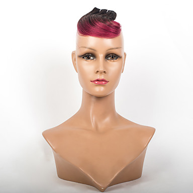 Cabelo Brasileiro Ondulado Tramas de cabelo humano 3 Peças 0.075