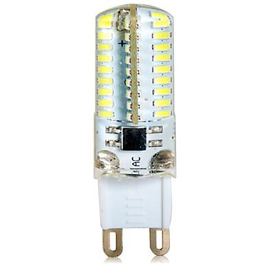 YWXLIGHT® 580 lm G9 LED Bi-pin Lights T 72 leds SMD 3014 Decorative Warm White Cold White AC 220-240V